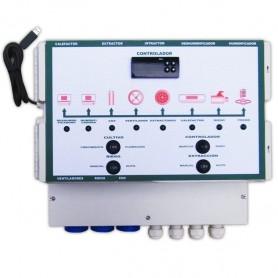Controlador de Clima Multifunción 12 x 600