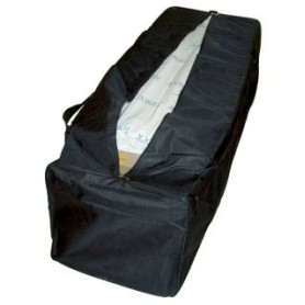 Bolsa Transporte Negra 120x60cm