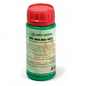 Microelementos Líquido de Bio Nova 1L