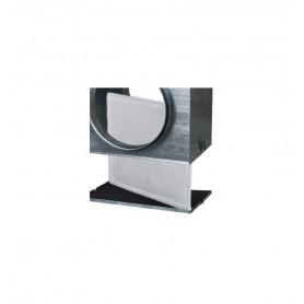 Recambio de filtro antipolen de 100 mm 125 mm