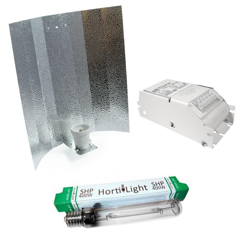 Kit 400w ECO - Stuco + Hortilight SHP + ETI Clase 1