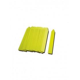 Etiqueta Amarilla Suelo 12cm
