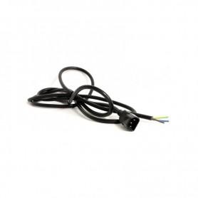 Cable 1,5m con Clavija IEC Macho