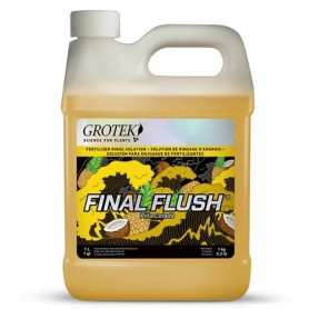 Final Flush Piña de Grotek