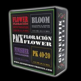 Pack Floración de Genehtik