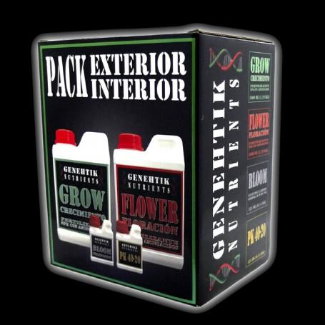 Pack Exterior Genehtik