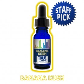 TERPENO BANANA KUSH 2 ML (INDICA) TRUE TERPENE