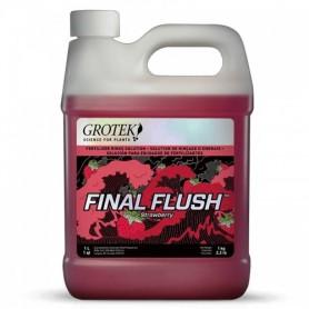 Final Flush olor a fresa de Grotek
