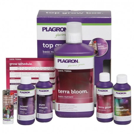 Kit Top Grow Terra de Plagron