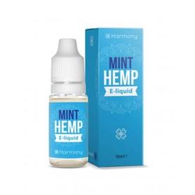 E-Liquid CBD Mint Hemp - Harmony