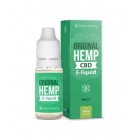 E-Liquid CBD Original Hemp - Harmony