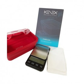 Báscula Kenex Pocket OMEGA 200gr - 0,01