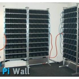 Sistema de cultivo Pi Wall