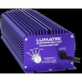 BALASTRO ELECTRONICO LUMATEK ULTIMATE PRO 600W-400V