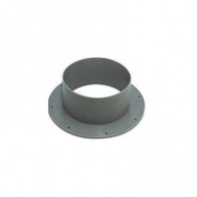 Manguito Corona 125 mm Plástico para Tubo Ventilación