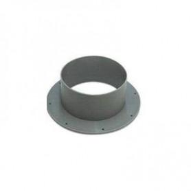 Manguito Corona 200 mm Plástico para Tubo Ventilación